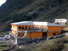 Badrinath Ashram Construction - October 2015