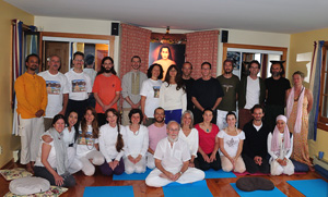 Hatha Teacher Training - 2011 - Quebec