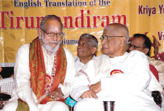 Renowned Scholar Dr. T.N. Ganapathy Passes On